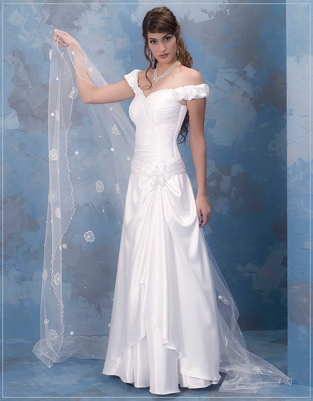 A lot of incredibly amazing  wedding dresses since 2900 NIS