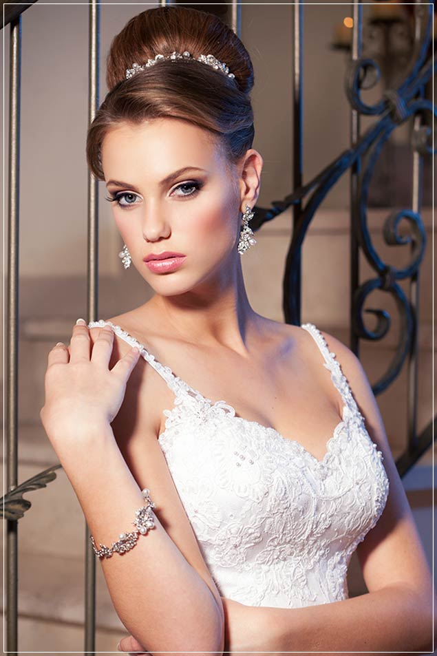 Anna Keisar -  Collection of wedding dresses Moment of Beauty